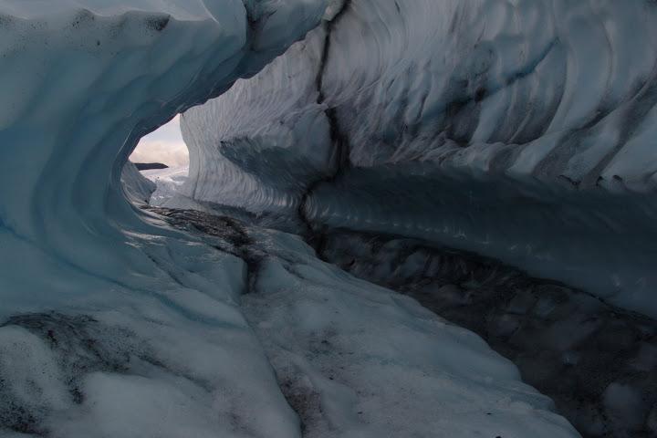 Formações no Gelo - Matanuska Glaciar