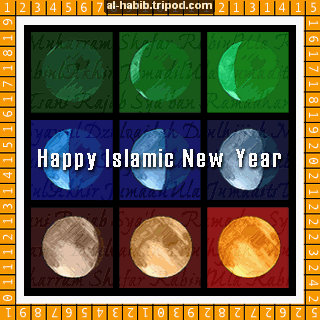 Bulan-bulan Qomariyah pada Kalender Hijriyah