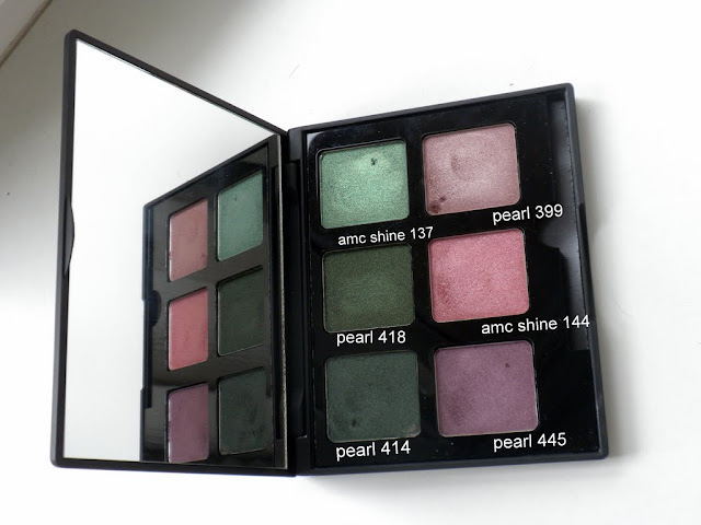 Inglot Part #1: Eyeshadows and MakeUp Remover Wipes