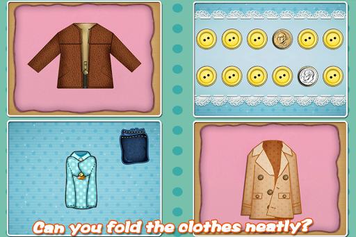 【免費休閒App】我的小小洗衣店-APP點子