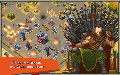 Iron Desert - Fire Storm 5.6 screenshots 20