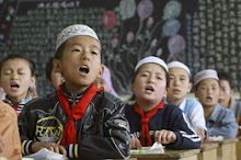 """Reuters_一家语言教学公司将中国排在44个以英语为第二语言的国家的第29位,评级上属于""""低能力""""。.jpg"""