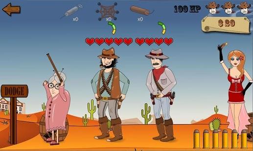 Wild Johnson's Revenge - screenshot thumbnail