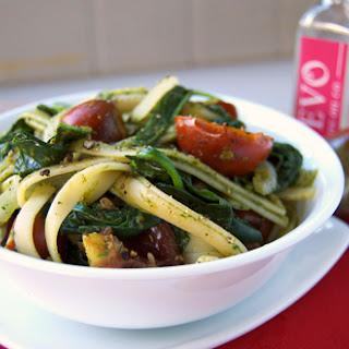 Spinach-Cilantro Pesto