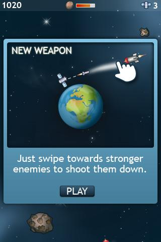 Orbital Defender A2.0.1+- screenshot