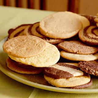 Basic Icebox Sugar Cookies.