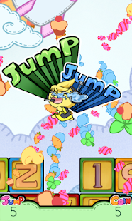 Jump Jump BAM!- screenshot thumbnail