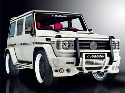 Mercedes-Benz G55 AMG [tuning version]