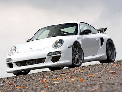 858-strong version Porsche 911 Turbo