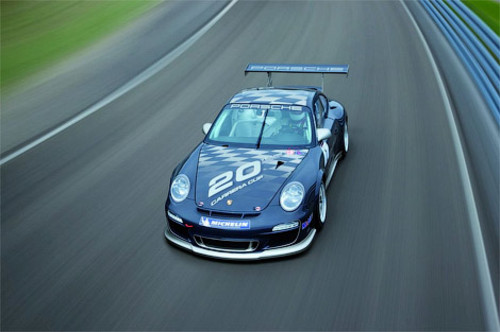 Company Porsche has prepared new 911 GT3 RS for races