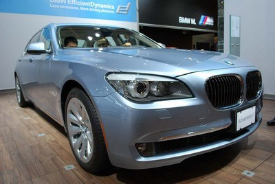 BMW has informed cost of hybrid ActiveHybrid 7