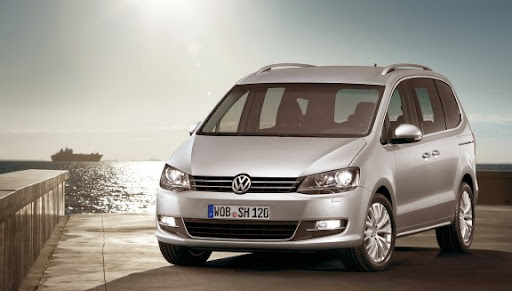 New Sharan by VW Group