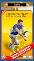 Screenshot of Spike Masters Volleyball