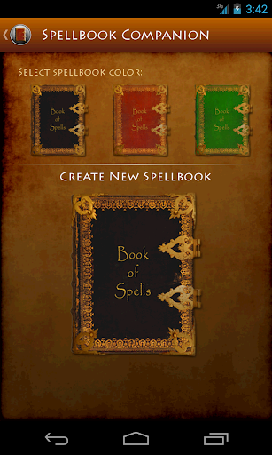 Spellbook Companion