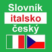 Italský slovník PCT+