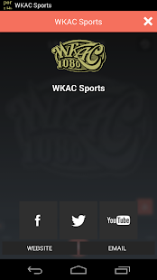 WKAC Sports - screenshot thumbnail