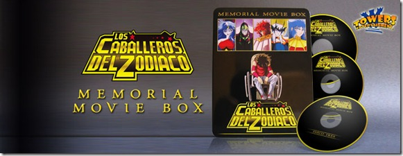 Preventa del SS Memorial Movie Box + Tenkai Hen en Cines