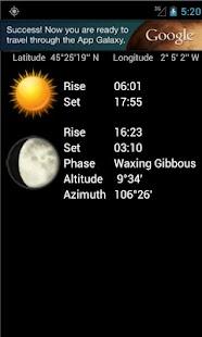 Local Sun and Moon- screenshot thumbnail
