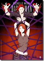 Richelle Mead Dark Swan graphic novel poster