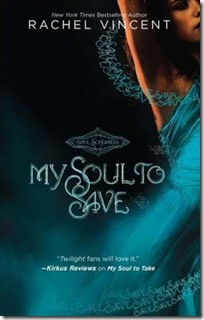 My Soul to Save cover (US)