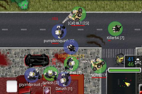 ProjectINF- screenshot