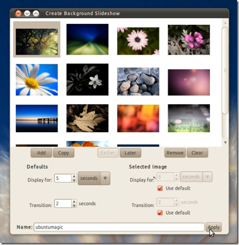 Crebs: The ULTIMATE Wallpaper Slideshow application - OMG! Ubuntu!