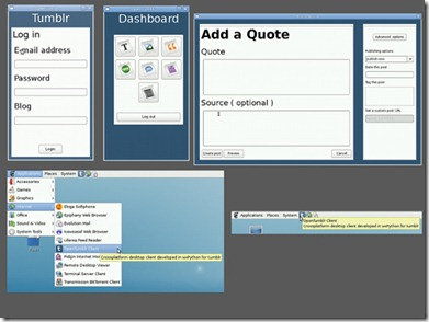 Desktop Tumblr Application For Ubuntu - OMG! Ubuntu!