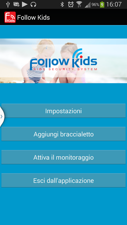 Follow Kids- screenshot