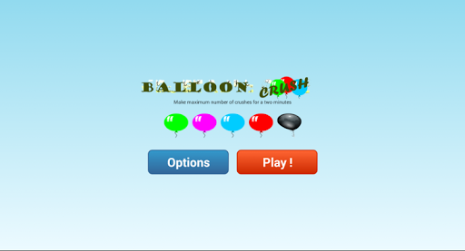 Balloon Crush Free