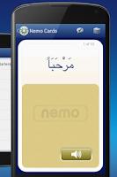 Screenshot of FREE Arabic by Nemo