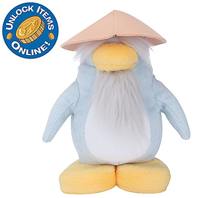 Sensei Penguin Plush Toy