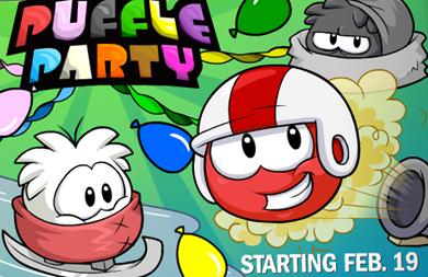 Puffle Party :)