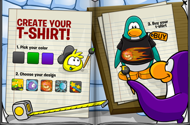 Create your own T-Shirt :)