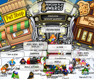 Cadence ROFL ATTACK Party :)