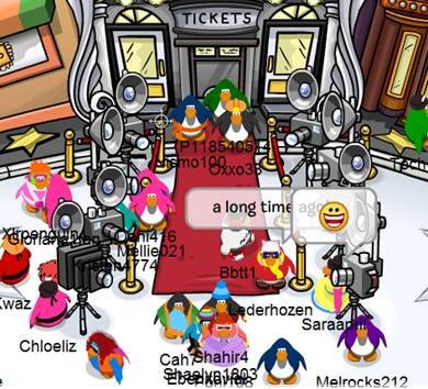 Aunt Arctic Penguin Play Awards :)