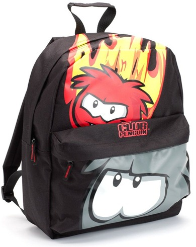 Club Penguin Backpack :)