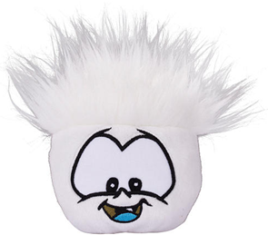 Club Penguin Wave 5 White Pet Puffle :)