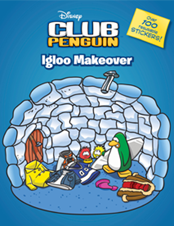 Club Penguin Igloo Makeover