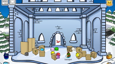 Klutzy in a hurry from Saraaprils Igloo