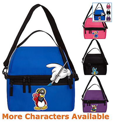 Club Penguin Lunch Tote