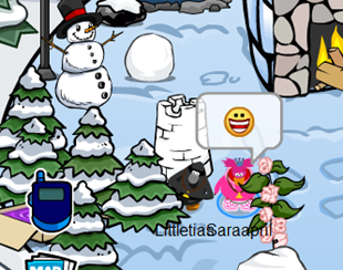 Saraapril's Igloo Club Penguin :)
