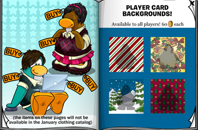 Backgrounds Club Penguin