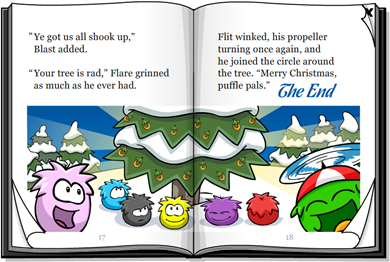 Puffle Pal Adventures Music Magic :)