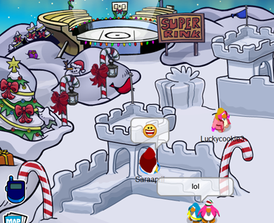 Holiday at Snow Fort