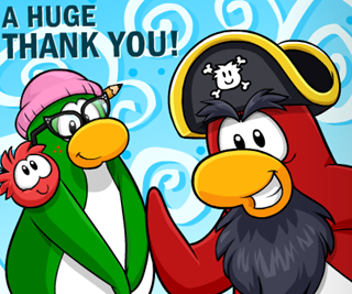 Rockhopper, Aunt Arctic and Yarr :)