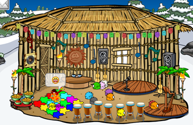 Saraapril's Beach Music Igloo :)