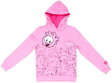 Club Penguin Hooded Top :)