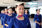 тренировка стюардесс 1