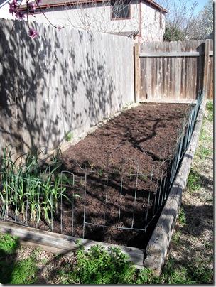 Garden, Stage 1