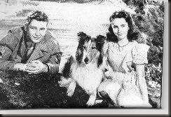 ET  Lassie etTom Drake